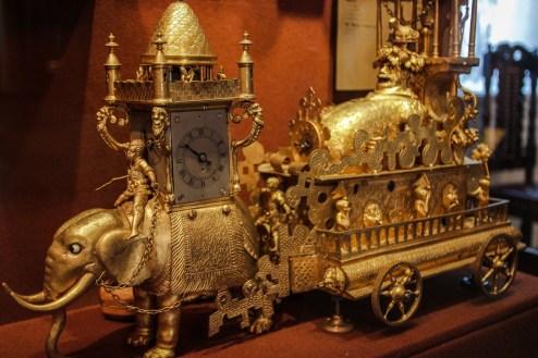 Ausstellung im Haus des Patriarchen