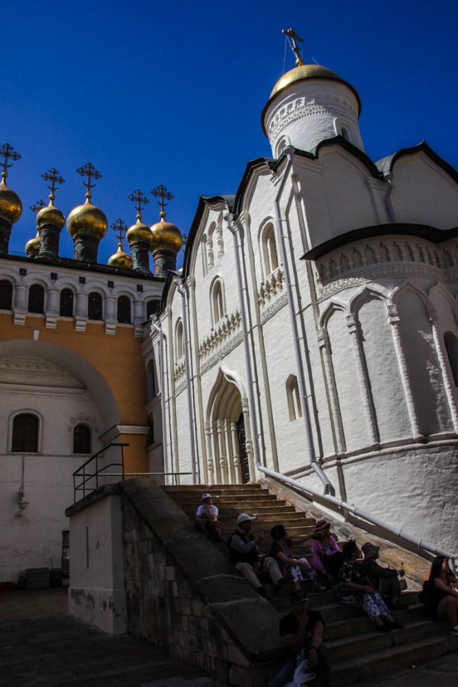 Platz der Kathedralen im Kreml