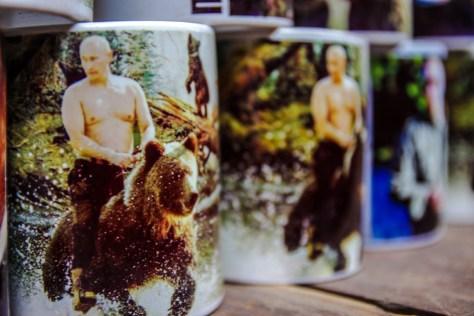 Putin Tassen