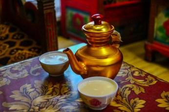 Tibetisch wird es dann in Sichuan