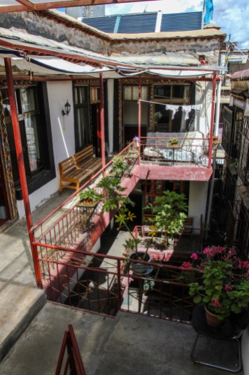 Namchen Guest House in Lhasa