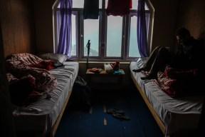 Unser Zimmer in Ghorepani