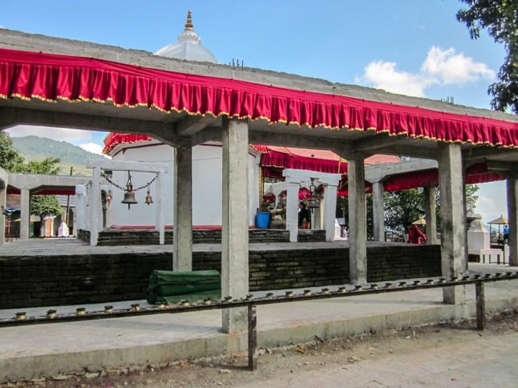 Bindhyabasini Tempel