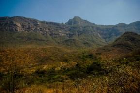 Chaparri Berg, nach ihm wurde das Reservat benannt