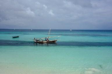 Strand von Nungwi