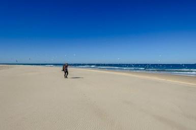 Trampen auf Fraser Island
