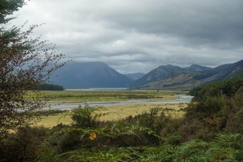 46. Tag (19km) - Hurunui Hut bis Hope Kiwi Lodge