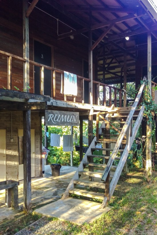Unser Zuhause: Das Rumun