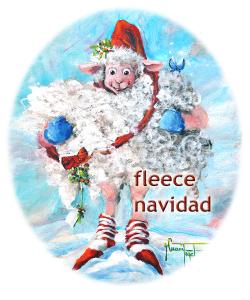 Fleece Navidad Prints