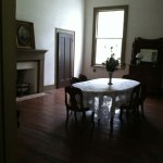 Haile Homestead dining room