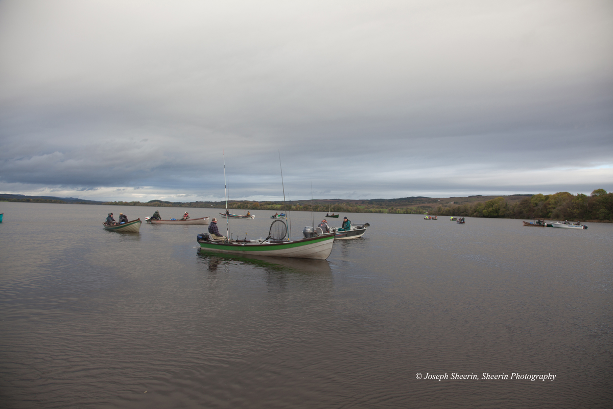 Fishing on Lough Melvin, Lough McNean and River Duff Co Leitrim