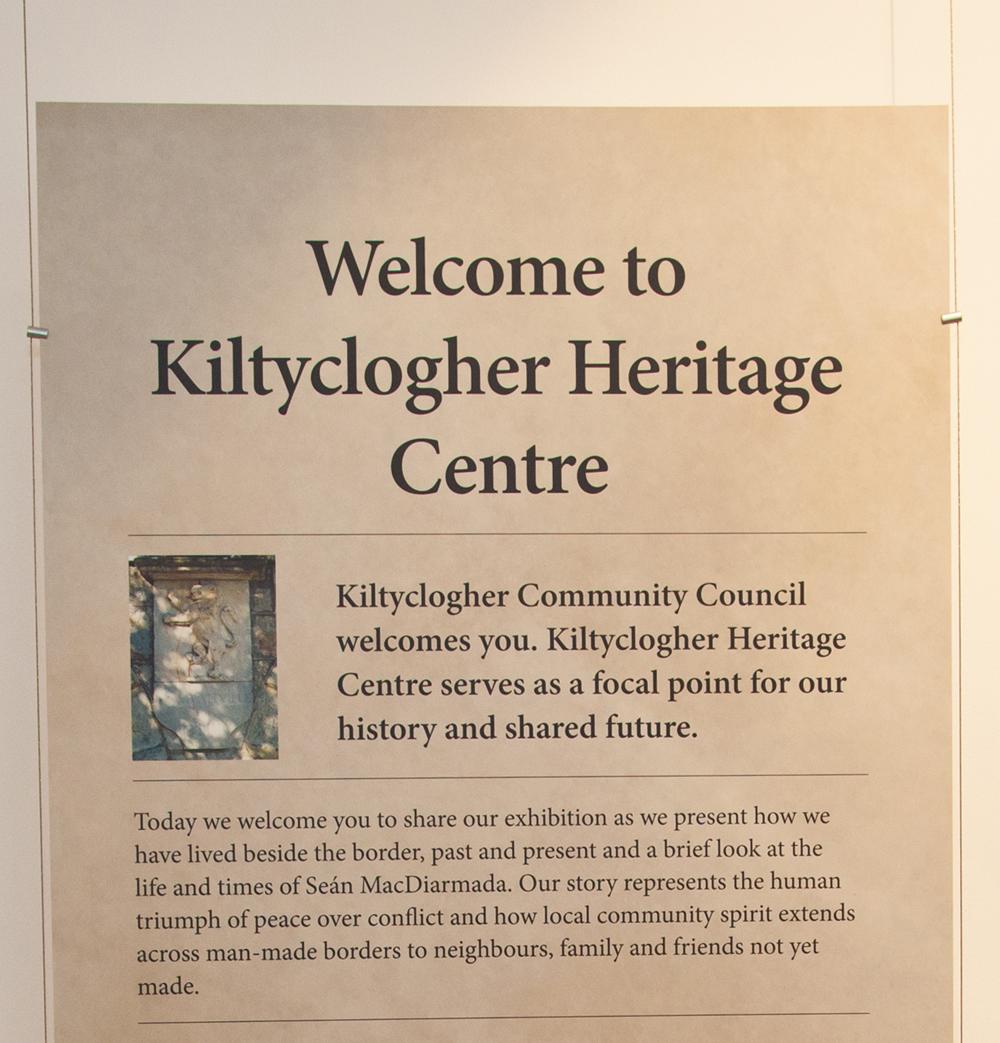 Kiltyclogher Heritage Centre, Kiltyclogher, Co Leitrim