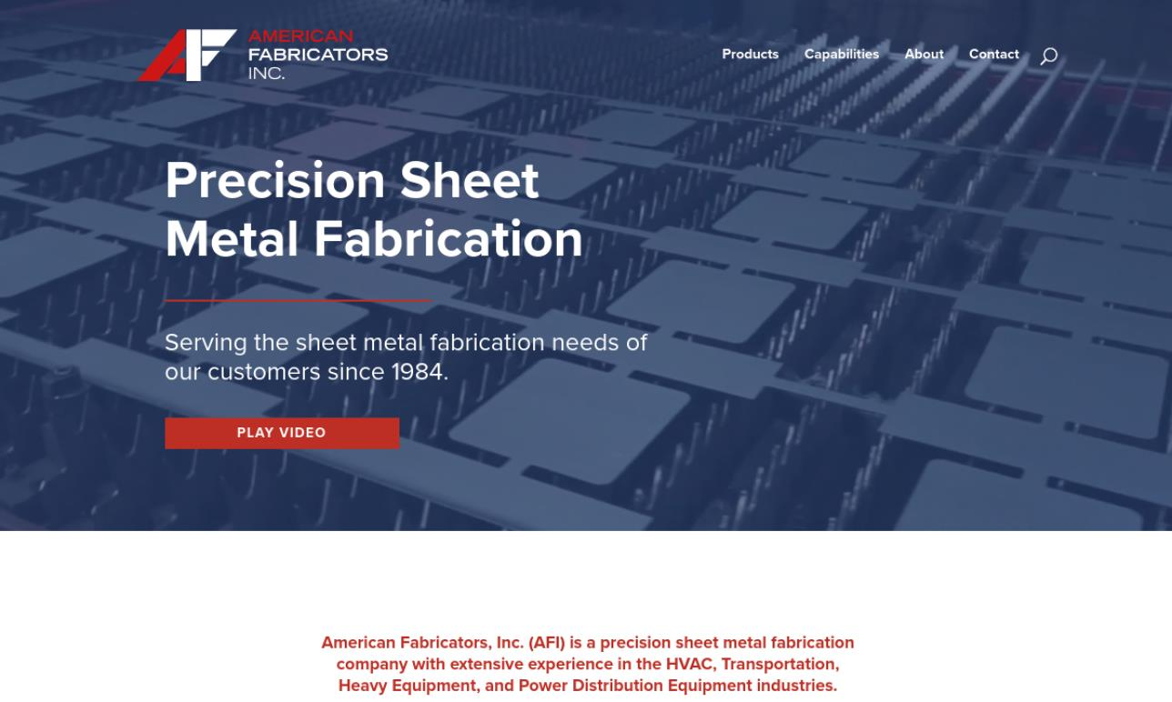 Sheet Metal Fabrication Companies Services