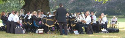 Woodhouse Prize Band
