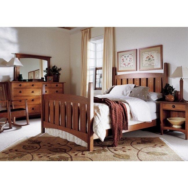 Harvey Ellis Bed