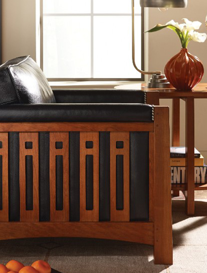 stickley furniture at sheffield furniture & interiors