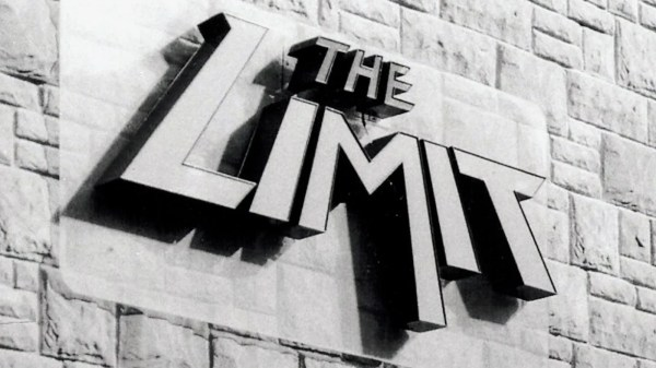 The Limit Nightclub Sign