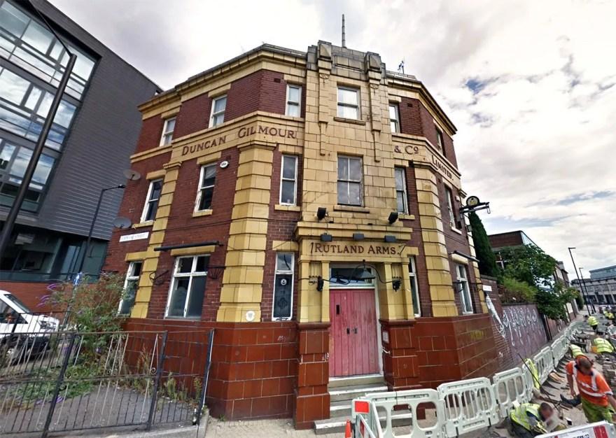 The Rutland Arms, Brown Street