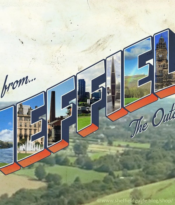 Greetings from Sheffield Design Preview