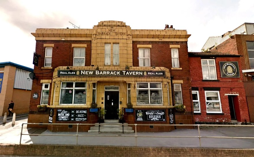 The New Barrack Tavern, Penistone Road, Sheffield