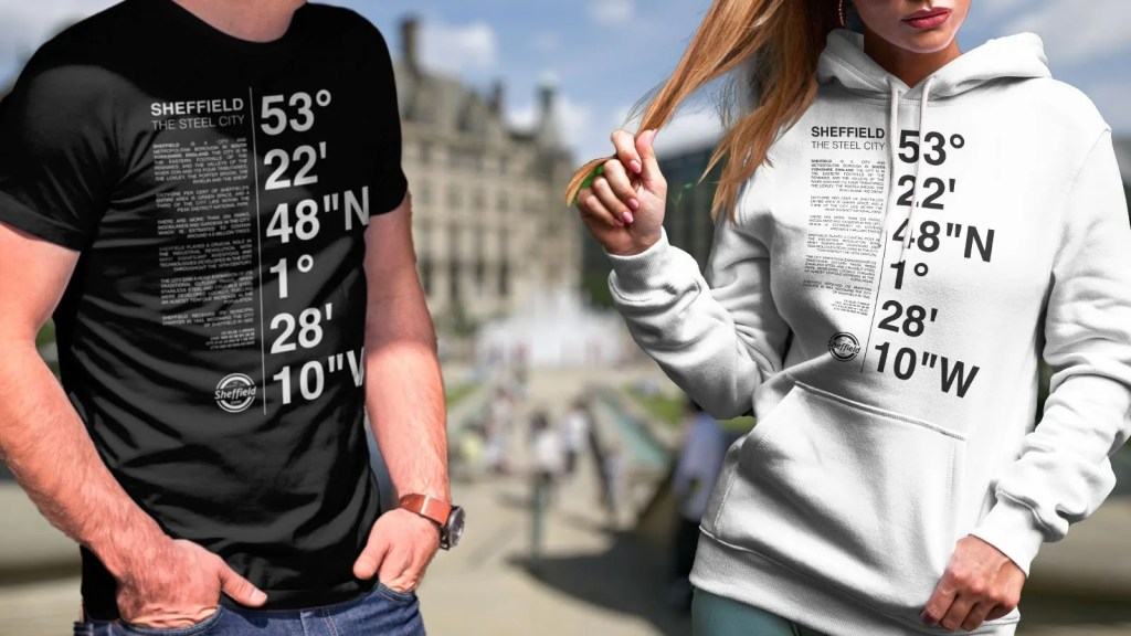 The Sheffield Coordinates Collection