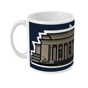 Sheffield City Hall Mug
