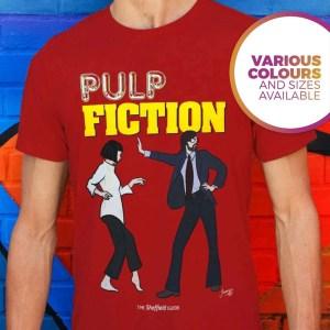 Pulp Fiction (Jarvis Cocker) T-Shirt