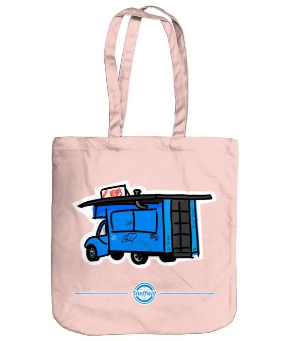 Greasy Vera's Sheffield Tote Bag