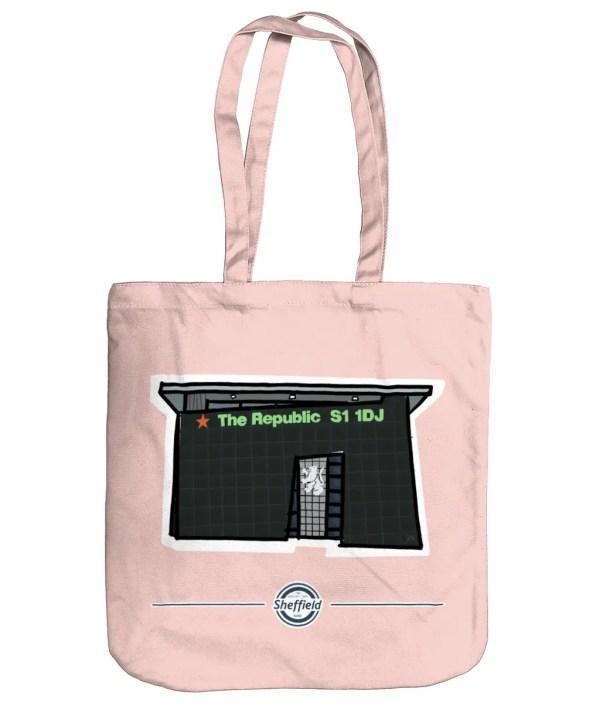 The Republic Sheffield Tote Bag