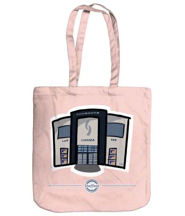 The Showroom Sheffield Organic Tote Bag