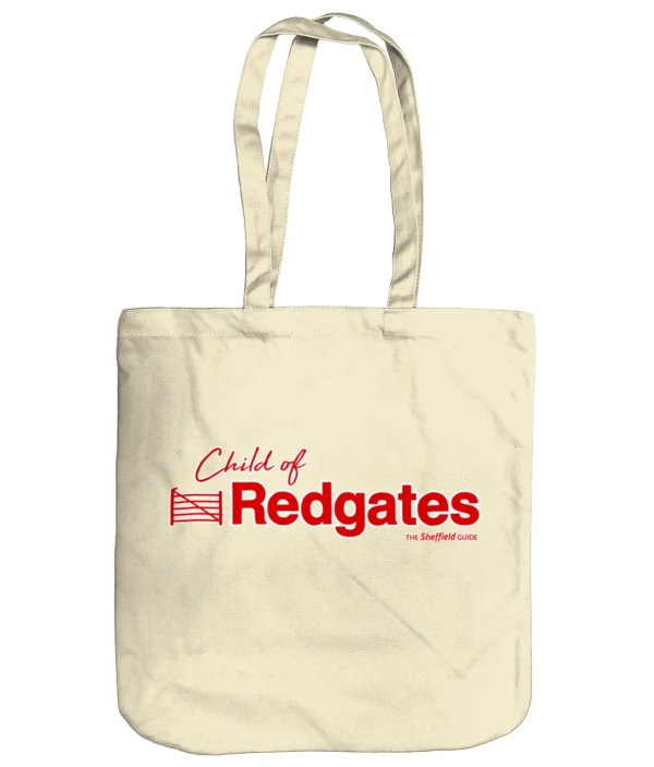 Child of Redgates Sheffield Organic Tote Bag, Natural