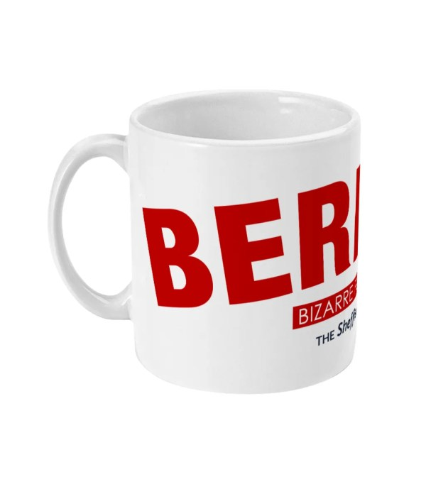 Berlins Bizarre Fun Bar Sheffield Mug