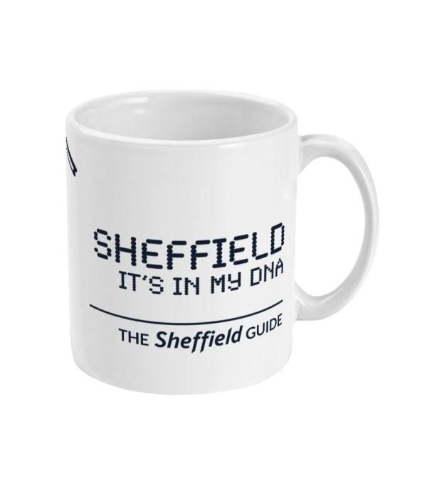Sheffield DNA (Park Hill) 11oz Mug