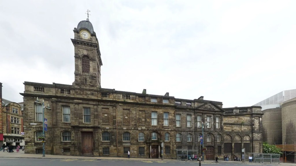 Sheffield Old Town Hall