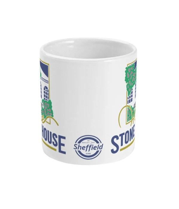 The Stone House Sheffield 11oz Ceramic Mug