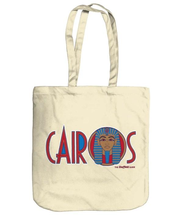 Cairos (Cairo Jax Nightclub) Sheffield Organic Tote Bag, Natural