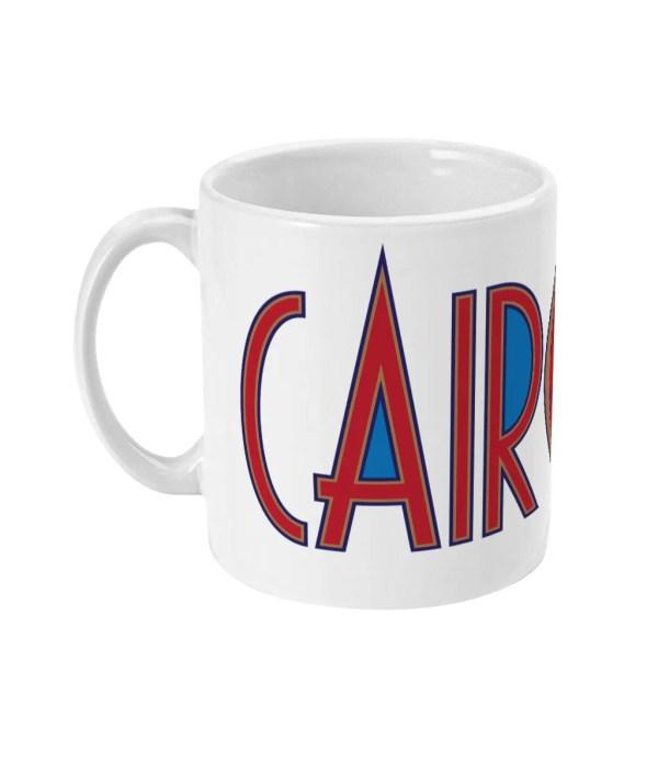 Cairos (Cairo Jax Nightclub) Mug, Ceramic, 11oz