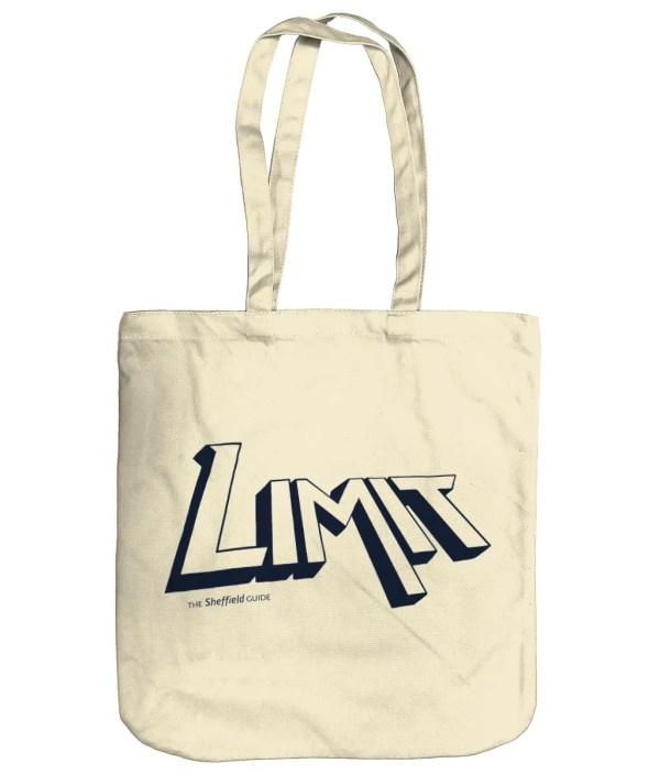 Limit Sheffield Organic Tote Bag, Natural