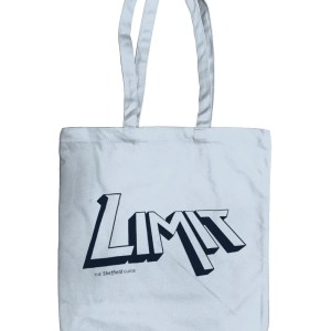 Limit Sheffield Organic Tote Bag, Pastel Blue