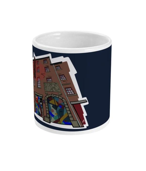 The Leadmill Sheffield Mug, Art by James