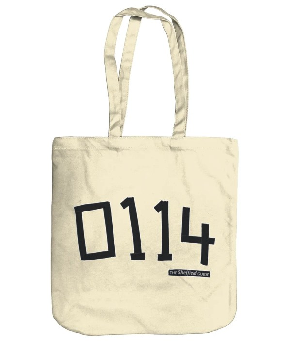 0114 Sheffield Organic Tote Bag, Natural