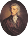 John Locke - 17th century English philosopher (from Wikipedia)