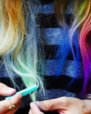 hair chalk shefinds