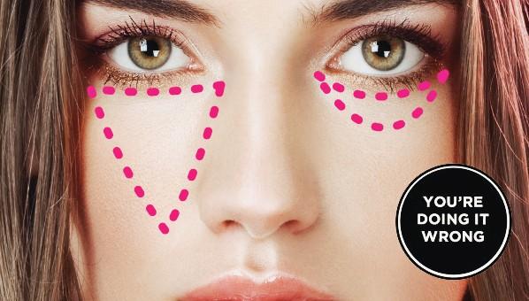 Image result for under eye concealer
