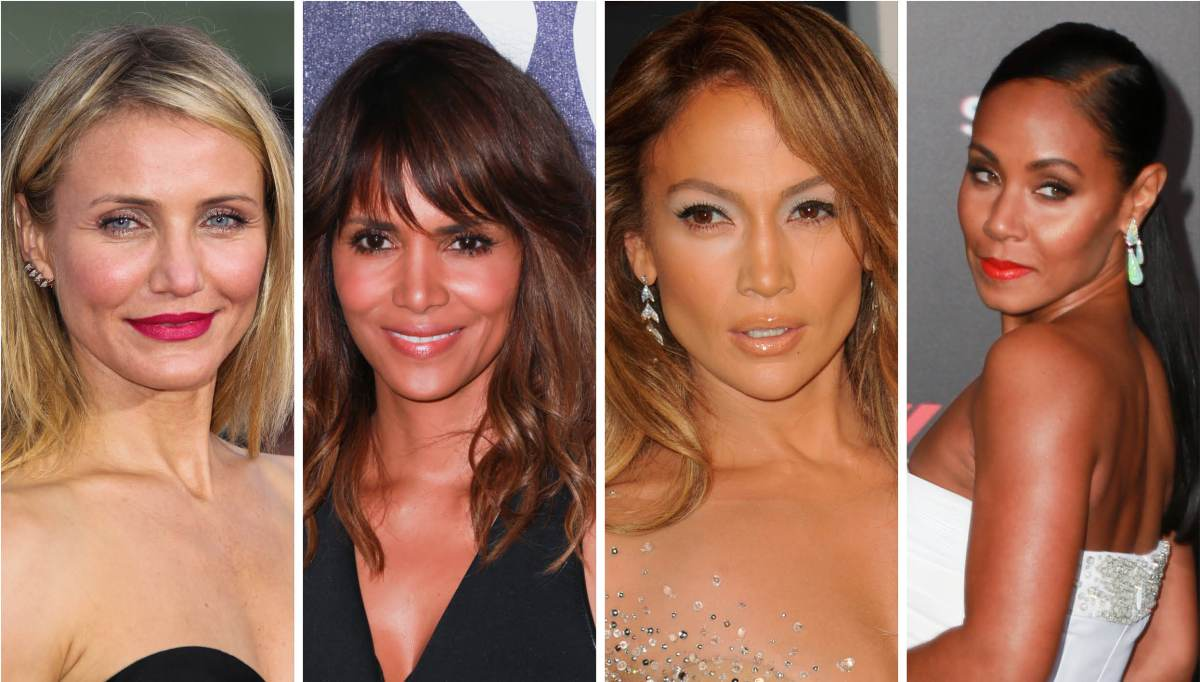 Image result for celebrities over 40 skin
