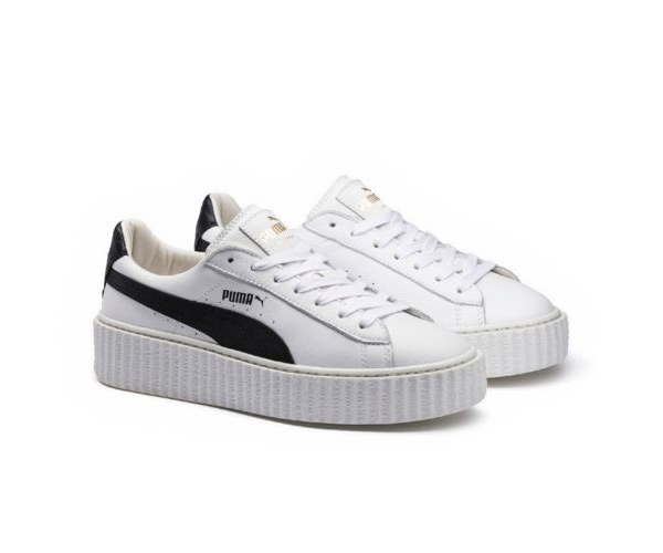 new arrival dcf51 4ba8a Drop Everything — Rihanna's New Fenty x Puma Creepers Are ...