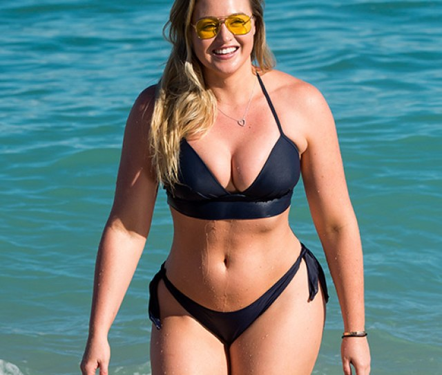 Celeb Inspiration Bikini Bathing Suit Styles That Look Flawless On Women With Big Boobs