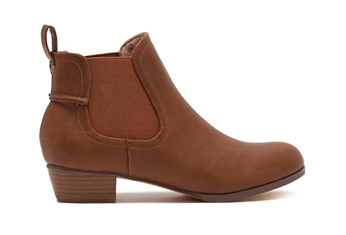 Nordstrom Rack brown ankle boots sale