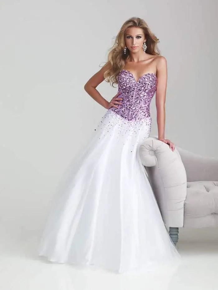 20 Hot White Evening Dresses 2016 For Party SheIdeas