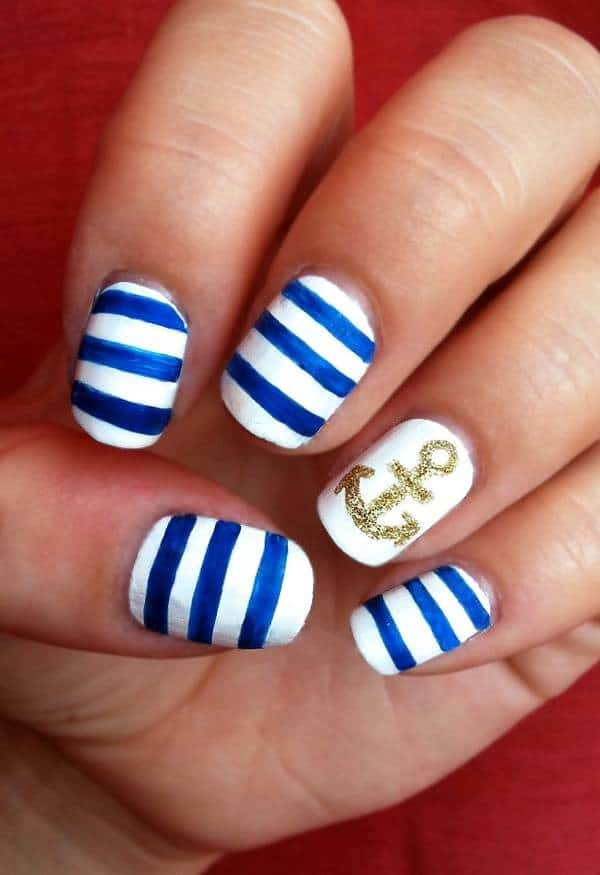 Step By Nail Designs For Beginners 2017